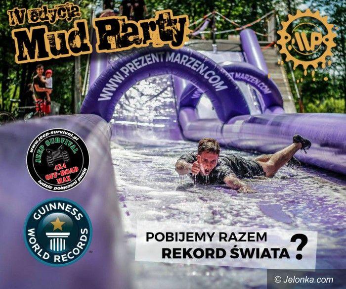 Region: Mud Party IV z rekordami Guinnessa – weź udział!