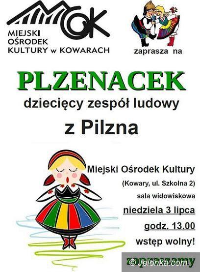Kowary: Dziecięcy zespół ludowy Plzeňáček w Kowarach