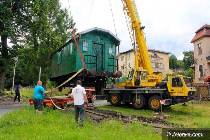 Region: Logistyczne wyzwanie miłośników kolei