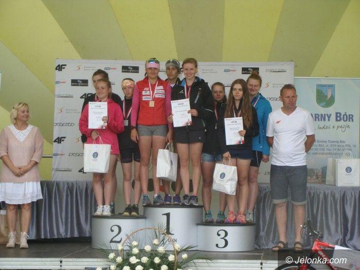 Czarny Bór: Medale biathlonistów w Czarnym Borze