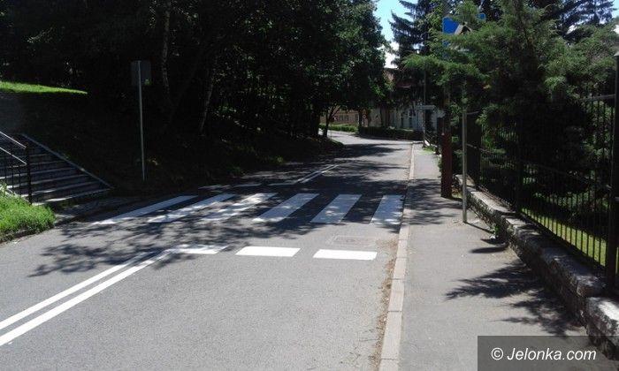Jelenia Góra: Po interwencji powstały nowe przejścia dla pieszych