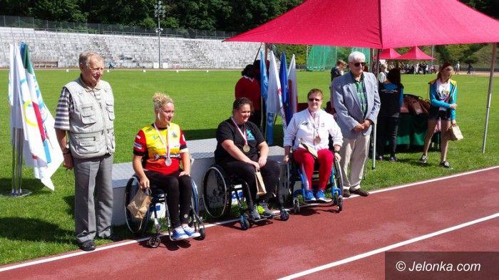 Jelenia Góra: Sukcesy niepełnosprawnych sportowców