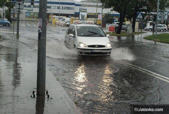 Region: Alarm przeciwpowodziowy w mieście i powiecie (aktualizacja)