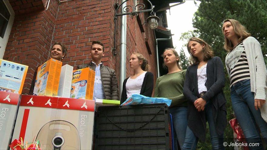 Jelenia Góra: Partnerska pomoc