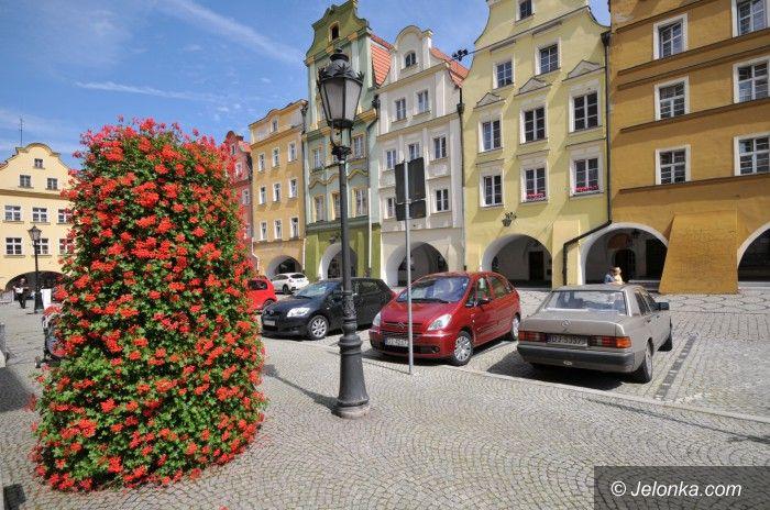 Jelenia Góra: W mieście latem kwitną... wieże