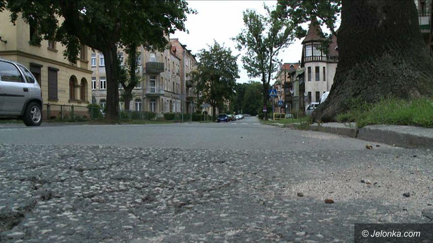 Jelenia Góra: Wyczółkowskiego do remontu