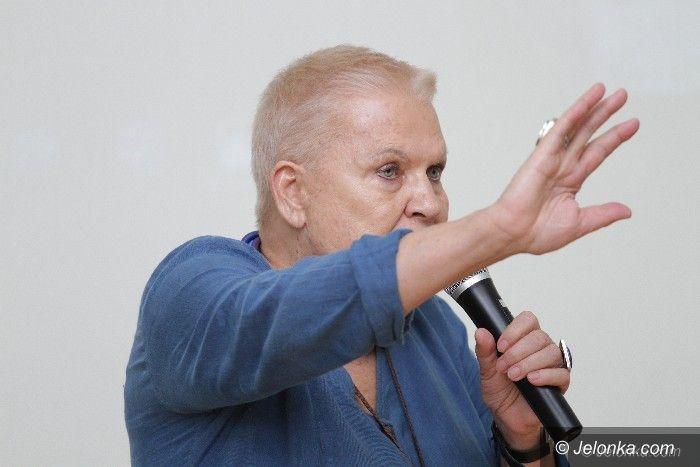 Region: Elżbieta Dzikowska – wspaniałe spotkanie w Bukowcu
