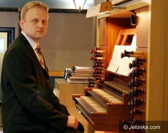 Jelenia Góra: Niedzielny recital organowy w Cieplicach