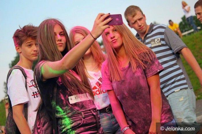 Jelenia Góra: Kolorowa impreza z Holi Day