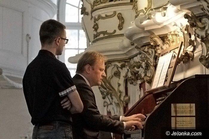 Jelenia Góra: Cieplicki Festiwal Organowy i Dariusz Hajdukiewicz
