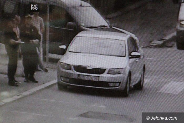 Jelenia Góra: Zaparkował na przejściu dla pieszych