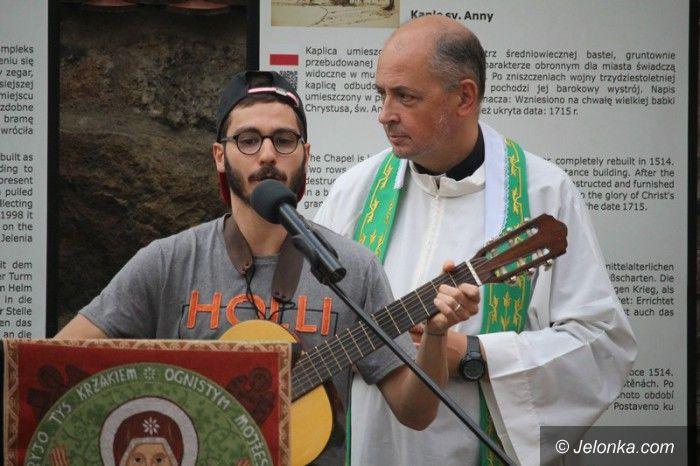 Jelenia Góra: Pielgrzymi z Rzymu zawitali do Jeleniej Góry