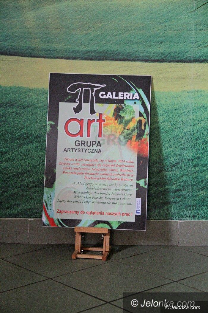Jelenia Góra: Grupa Pi Art zaprasza na wernisaż wystawy