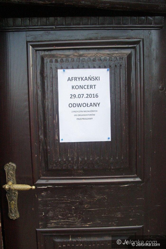 Region: Muzycy z Senegalu nie wpuszczeni do Polski. Mieli wystąpić w Jeleniej Górze