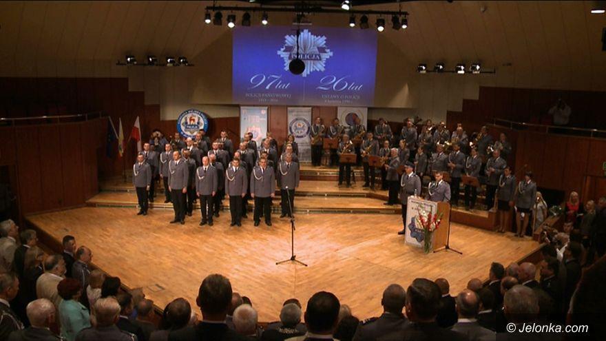 Jelenia Góra: Święto policji