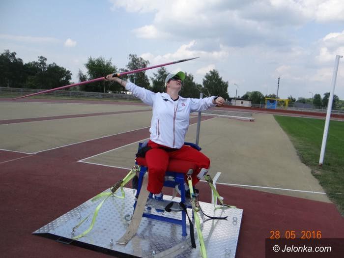 Jelenia Góra: Lucyna Kornobys oficjalnie w kadrze na Igrzyska