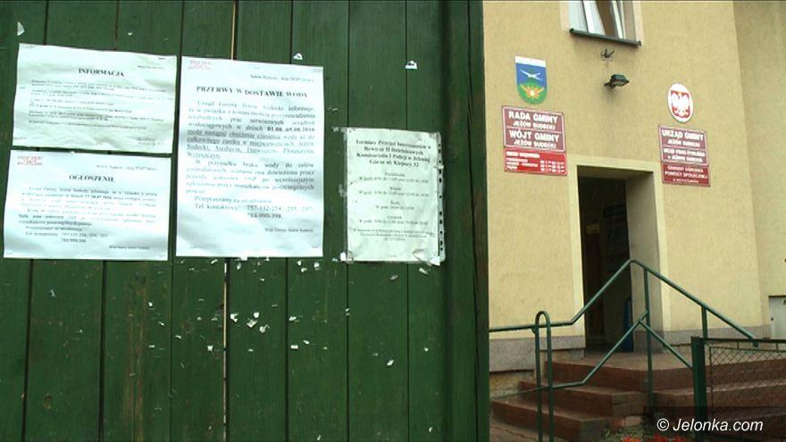 Jelenia Góra: Brak wody w gminie Jeżów Sudecki