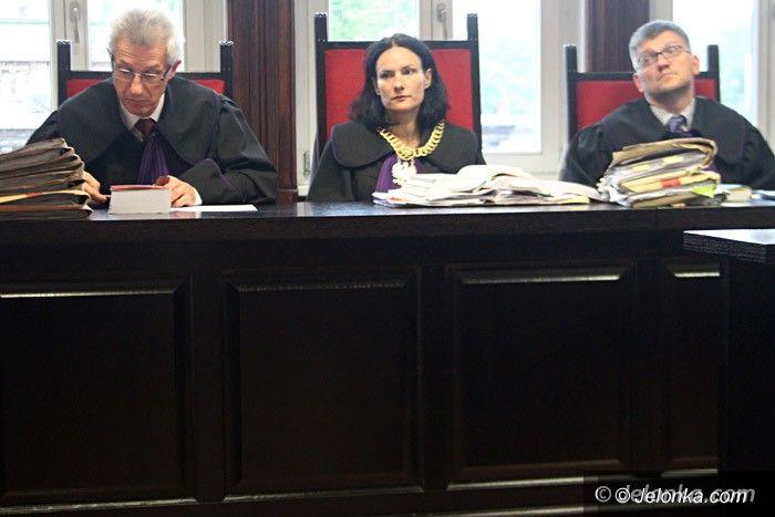 Jelenia Góra: Wyrok w sprawie śmiertelnego wypadku odroczony