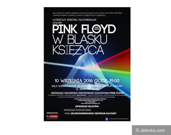 Jelenia Góra: Muzyka Pink Floyd na żywo we wrześniu w JCK