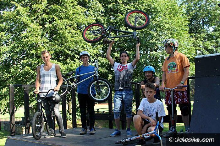 Jelenia Góra: Skatepark po remoncie oblegany