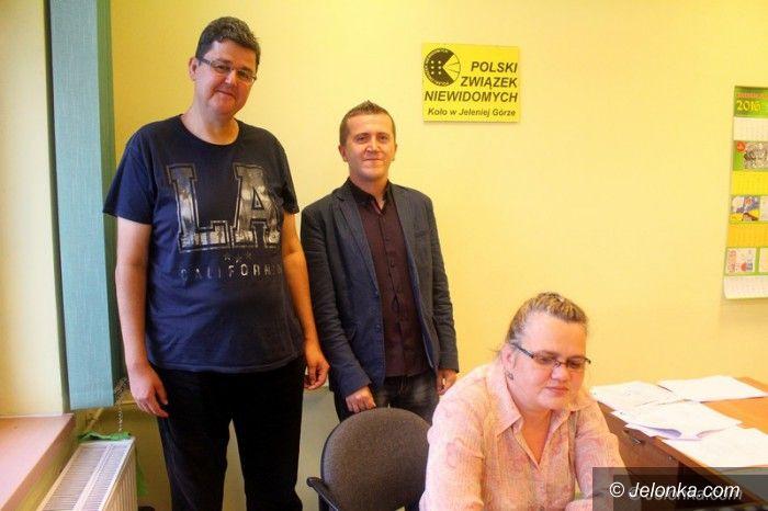 Jelenia Góra: Nowe władze w Polskim Związku Niewidomych