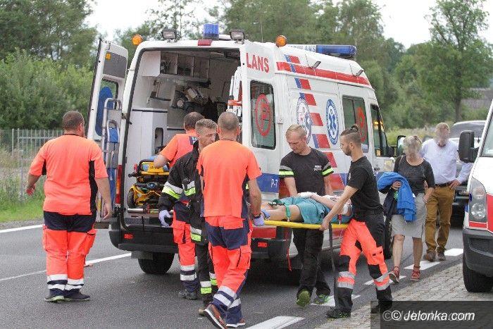 Region: Groźny wypadek w Radomierzu  (aktualizacja)