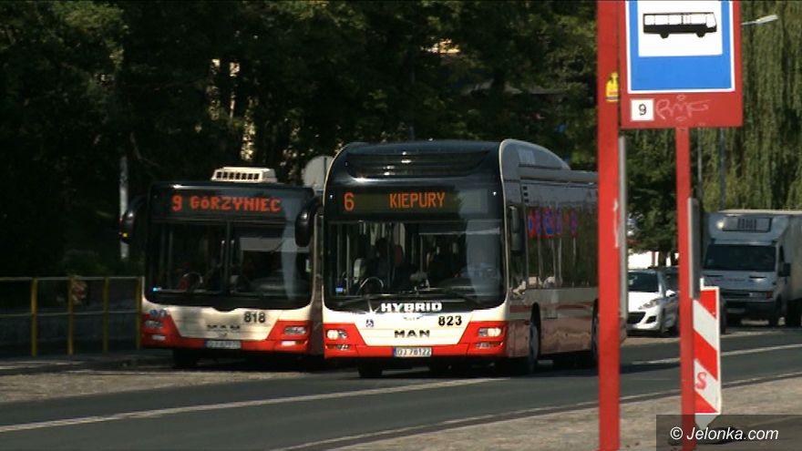 Jelenia Góra: Więcej hybrydowych autobusów w naszym mieście?