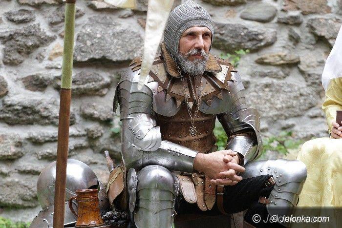 Region: Turniej rycerski na Zamku Chojnik