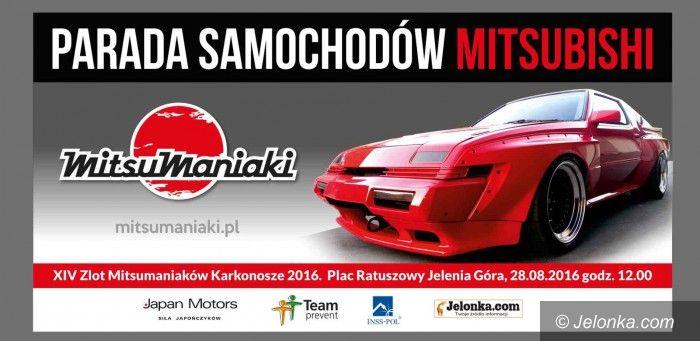 Region: Zlot Miłośników Mitsubishi – w weekend