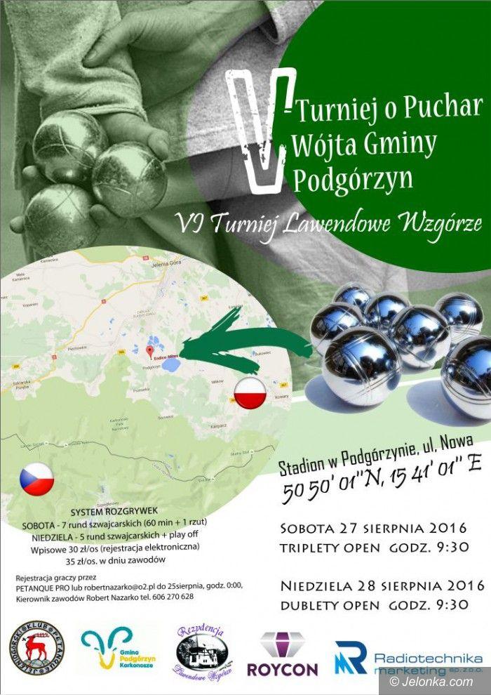 Region: Weekend z kulami w Podgórzynie