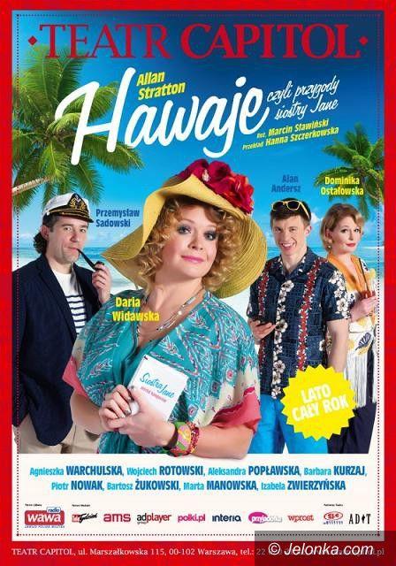 """Region: """"Hawaje, czyli przygody siostry Jane"""" w Karkonoszach"""
