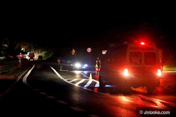 """Region: Wypadek na """"trójce"""" – trzy osoby nie żyją (aktualizacja)"""