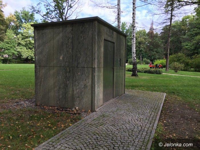 Jelenia Góra: Toaleta w Parku Zdrojowym znowu czynna