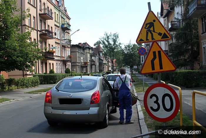 Jelenia Góra: Mieszkańcy czekają na remont ul. Wyczółkowskiego