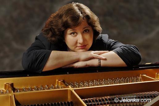 Jelenia Góra: Sofya Gulyak w recitalu fortepianowym