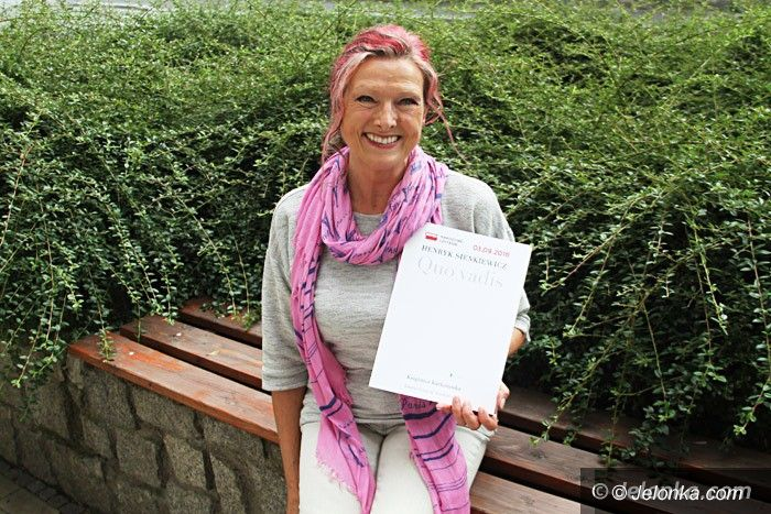 Jelenia Góra: Zofia Opacka: Niepoprawna optymistka