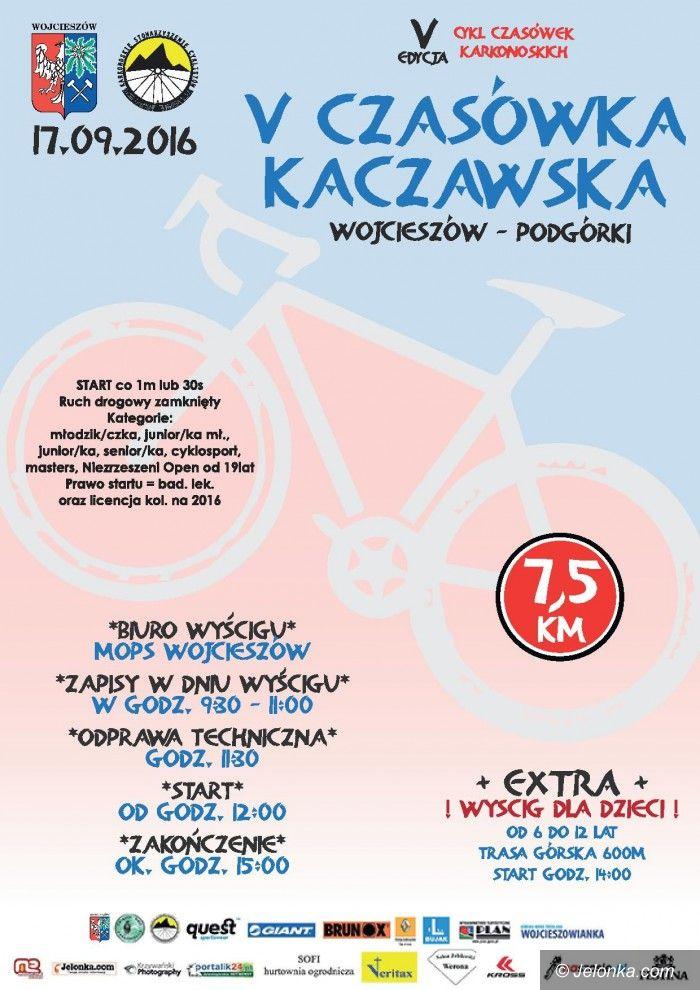 Region: Czasówka Kaczawska i Maraton Kolarski