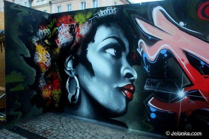 Jelenia Góra: Uliczne pojedynki na graffiti i taniec