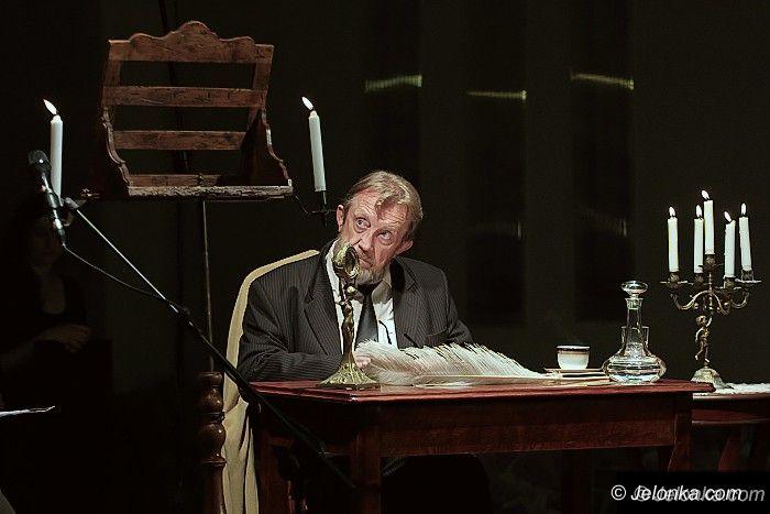 """Region: """"Faust"""" na finał Jesiennych Spotkań ze Sztuką"""
