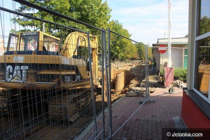 Jelenia Góra: W zajezdni MZK trwa remont