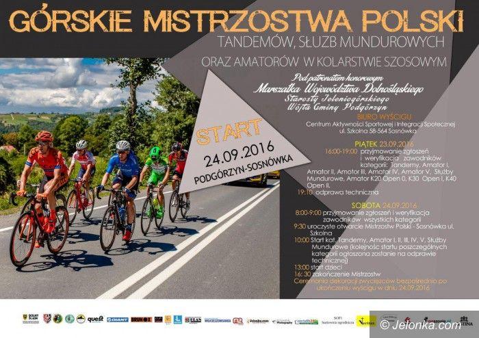 Podgórzyn: Przed nami Górskie Mistrzostwa Polski