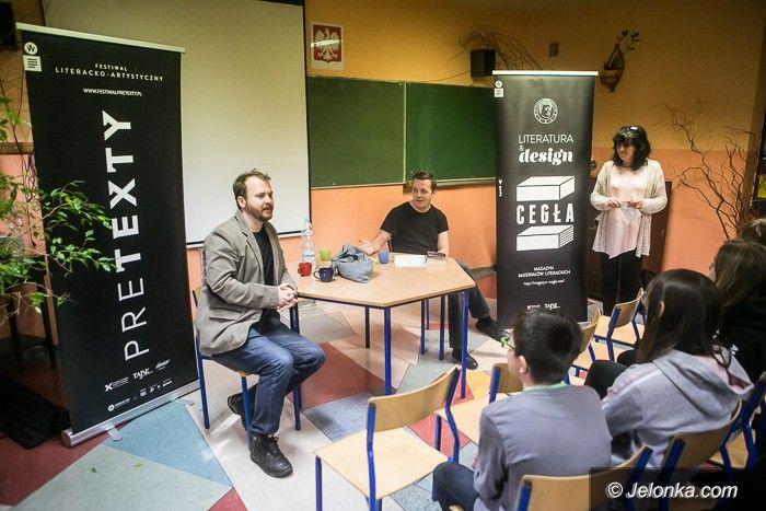 Kowary: Festiwal preTEXTY w kowarskim ZSO