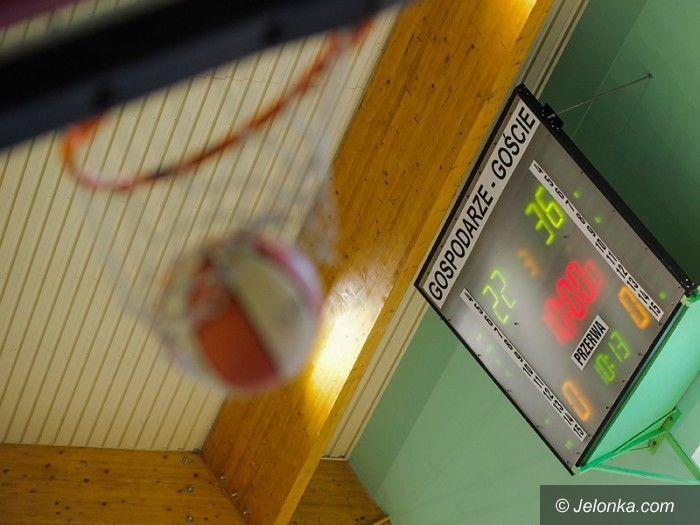 Jelenia Góra: Potyczki koszykarskie na remis