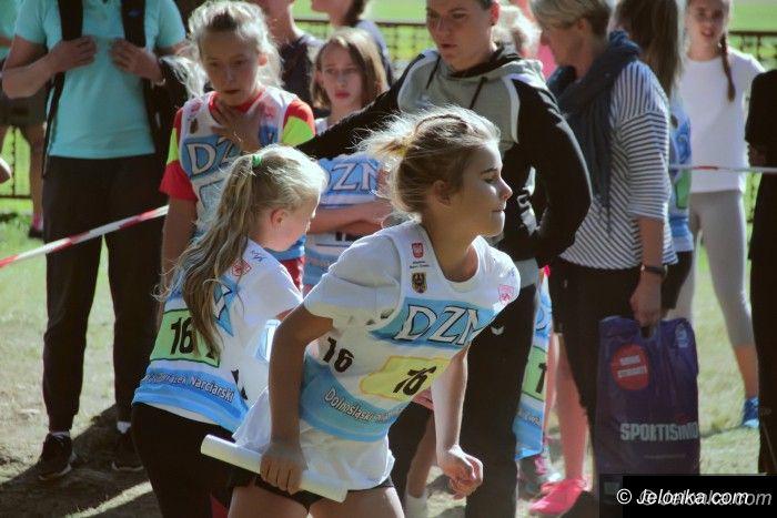 Jelenia Góra: Ponad 500 uczniów wzięło udział w biegach przełajowych