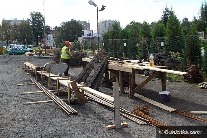 Jelenia Góra: Co na byłym parkingu na Zabobrzu?