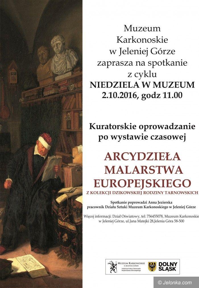 Jelenia Góra: Niedziela w muzeum z arcydziełami malarstwa