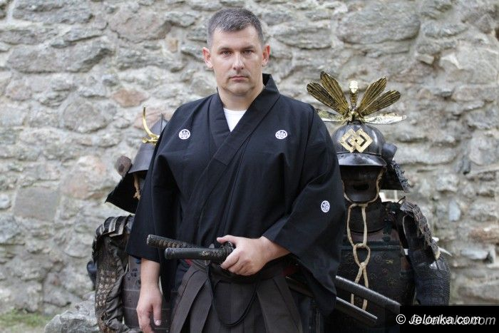 Jelenia Góra: Japońska broń w Zamku Chojnik