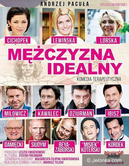 """Karpacz: """"Mężczyzna idealny"""" wkrótce w Gołębiewskim"""