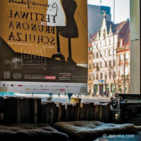 Wrocław: Literacko i muzycznie. 5. Bruno Schulz. Festiwal zaprasza
