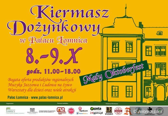 """Region: Kiermasz Dożynkowy i """"Mały Oktoberfest"""" w Łomnicy"""